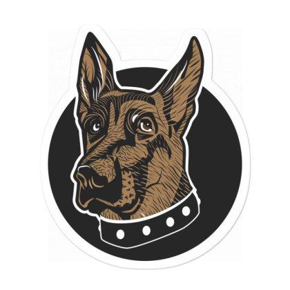 Dog Sticker Designed By Estore