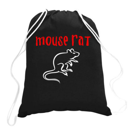 Mouse Rat Classic Drawstring Bags Designed By Yusrizal_
