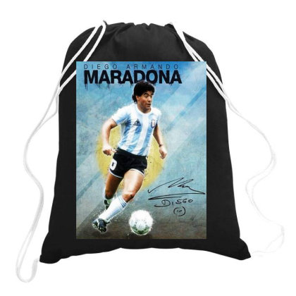 Legend Argentine Drawstring Bags Designed By Romeo And Juliet
