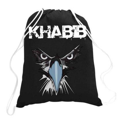 Khabib Nurmagomedov The Eagle Drawstring Bags Designed By Romeo And Juliet