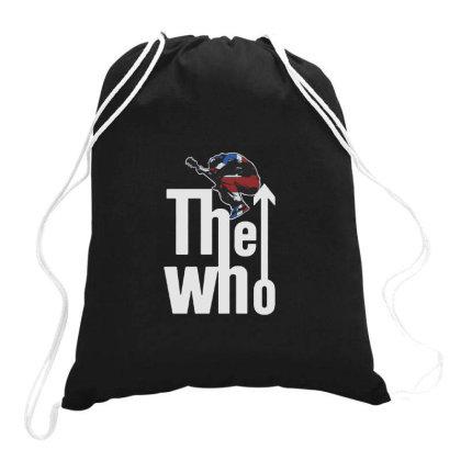 Rock Band Drawstring Bags Designed By Angkarabudi