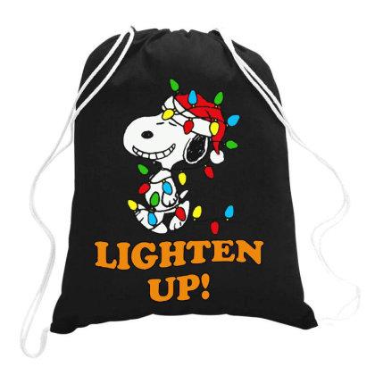 Peanuts Christmas Drawstring Bags Designed By Swan Tees