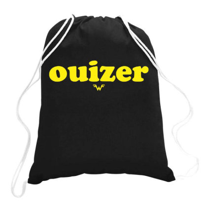 Ouizer Drawstring Bags Designed By Swan Tees