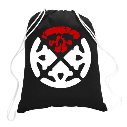 Life Of Agony Drawstring Bags Designed By Swan Tees