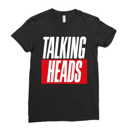 Heads Retro Ladies Fitted T-shirt Designed By Romeo And Juliet