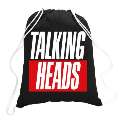 Heads Retro Drawstring Bags Designed By Romeo And Juliet