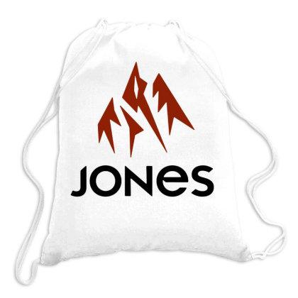 Jones Snowboard Drawstring Bags Designed By Swan Tees