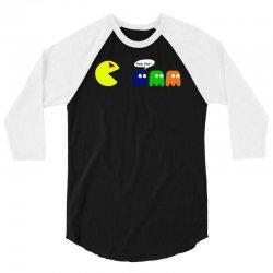 funny zombie 3/4 Sleeve Shirt   Artistshot