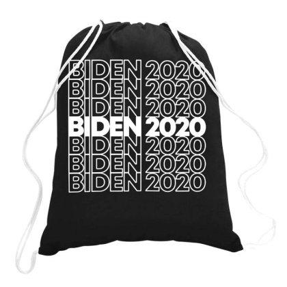 Joe Biden 2020 President Elected Drawstring Bags Designed By Swan Tees