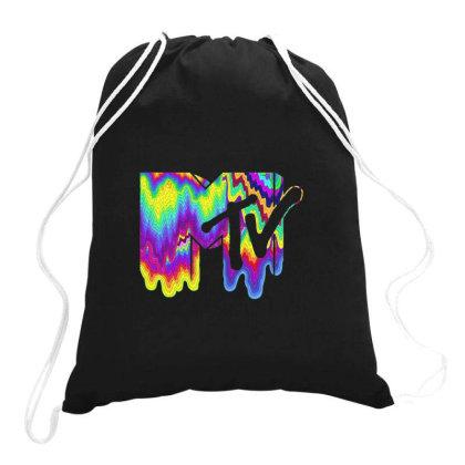 Television Drawstring Bags Designed By Karlie Klose