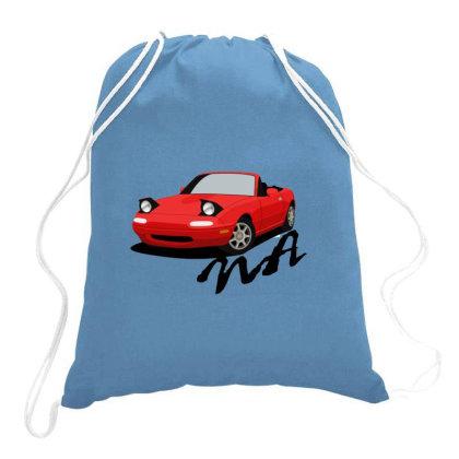 Illustration Drawstring Bags Designed By Karlie Klose