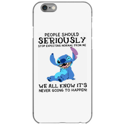 Seriously Funny Iphone 6/6s Case Designed By Romeo And Juliet
