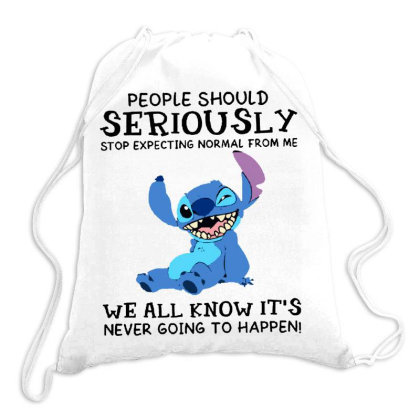 Seriously Funny Drawstring Bags Designed By Romeo And Juliet
