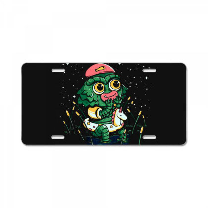 Cute Of The Black Lagoon License Plate Designed By Jekfor