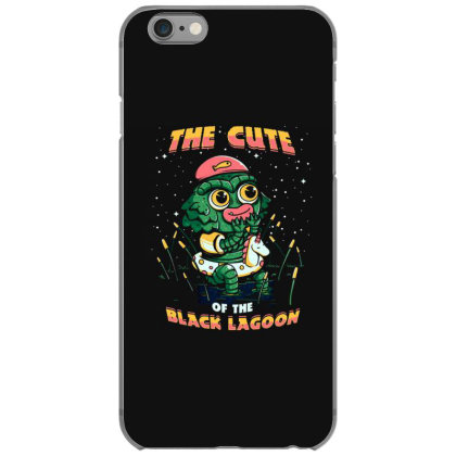Cute Of The Black Lagoon Iphone 6/6s Case Designed By Jekfor