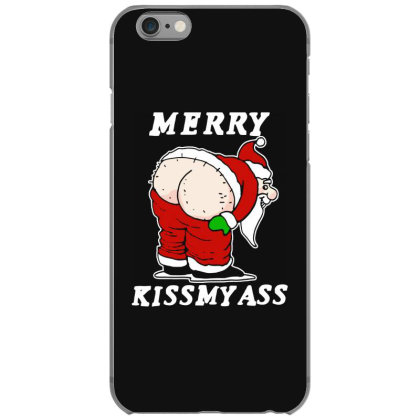 Santa Chrismas Xmas Funny Iphone 6/6s Case Designed By Romeo And Juliet