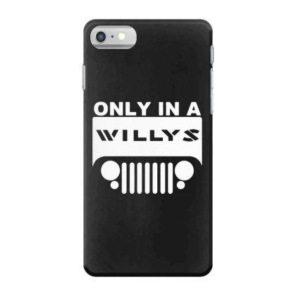 Jeep Willys Iphone 7 Case Designed By Swan Tees