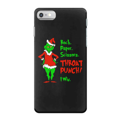 Rock Paper Scissors Iphone 7 Case Designed By Romeo And Juliet