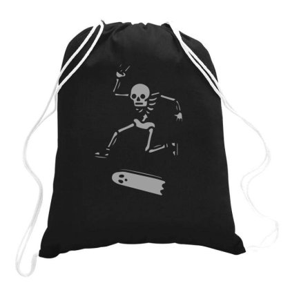Rad In Peace Classic Drawstring Bags Designed By Yusrizal_
