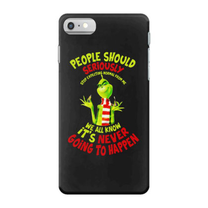 People Should Seriously Stop Christmas Funny Gifts Iphone 7 Case Designed By Romeo And Juliet