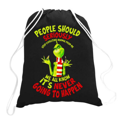 People Should Seriously Stop Christmas Funny Gifts Drawstring Bags Designed By Romeo And Juliet