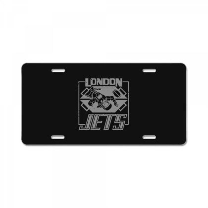 Red Dwarf   London Jets License Plate Designed By Yusrizal_