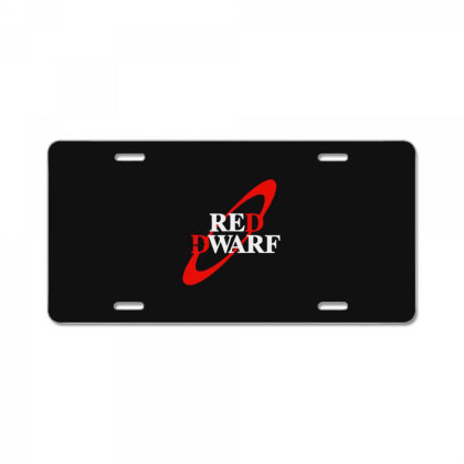 Red Dwarf License Plate Designed By Yusrizal_