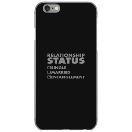 Relationship Status Entanglement Iphone 6/6s Case Designed By Yusrizal_