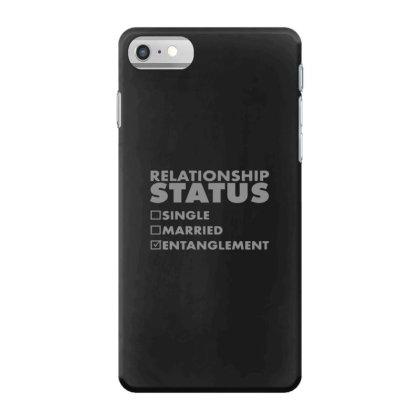 Relationship Status Entanglement Iphone 7 Case Designed By Yusrizal_