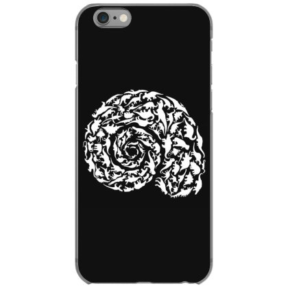 Fossilsaurus Iphone 6/6s Case Designed By Funtee