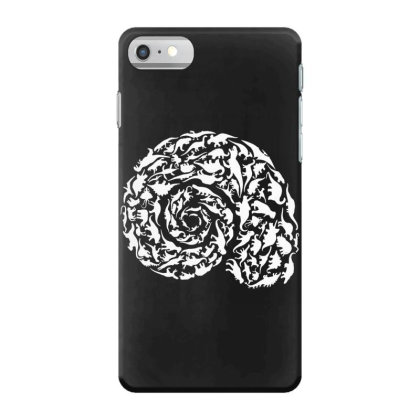 Fossilsaurus Iphone 7 Case Designed By Funtee