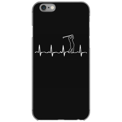 Golf Stick Heartbeat Iphone 6/6s Case Designed By Funtee