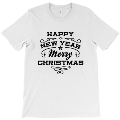 Merry Christmas, Happy New Year, Have A Holly Jolly T-shirt Designed By Estore
