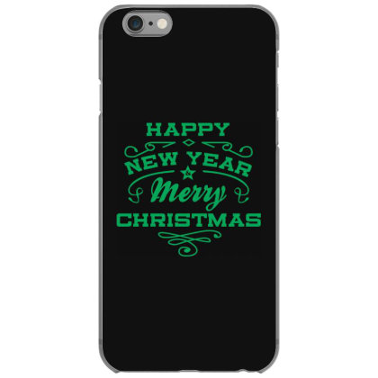 Merry Christmas, Happy New Year, Have A Holly Jolly Iphone 6/6s Case Designed By Estore