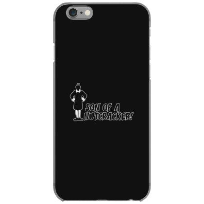 Son Of A Nutcracker Iphone 6/6s Case Designed By Yusrizal_
