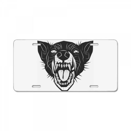 Bad Cat License Plate Designed By Estore
