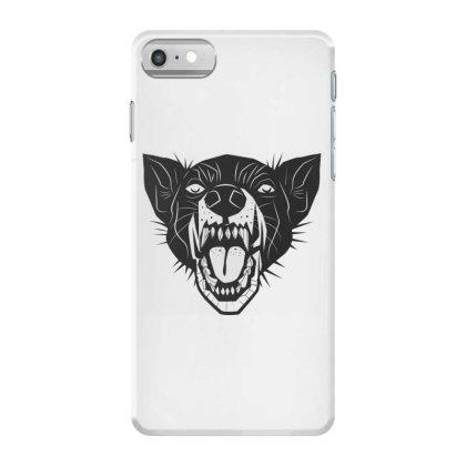 Bad Cat Iphone 7 Case Designed By Estore