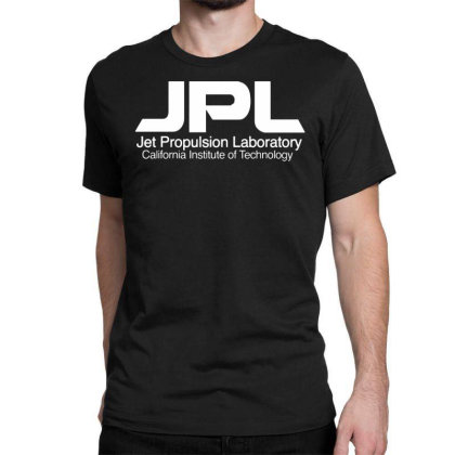 Jpl Classic T-shirt Designed By Funtee