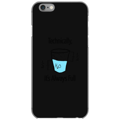 Science Is Optimistic Classic Iphone 6/6s Case Designed By Yusrizal_