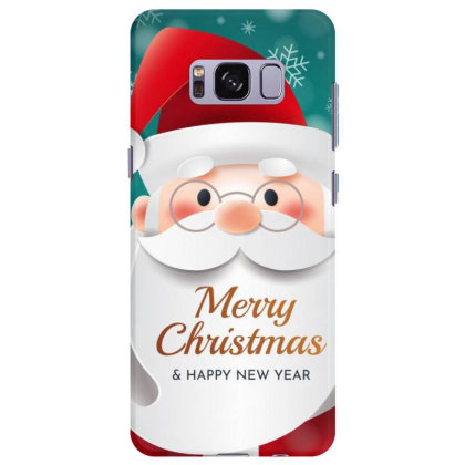 Merry Christmas Samsung Galaxy S8 Plus Case Designed By Chiks