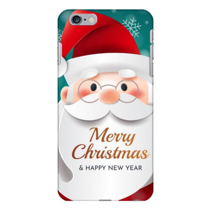 Merry Christmas Iphone 6 Plus/6s Plus Case Designed By Chiks