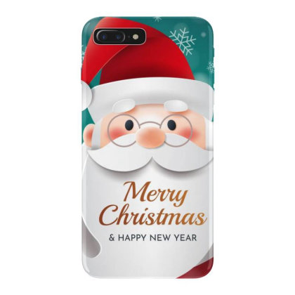 Merry Christmas Iphone 7 Plus Case Designed By Chiks