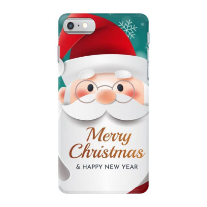 Merry Christmas Iphone 7 Case Designed By Chiks