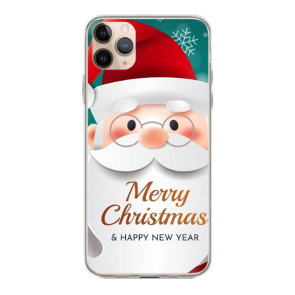 Merry Christmas Iphone 11 Pro Max Case Designed By Chiks