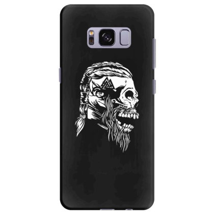 Viking Skull Samsung Galaxy S8 Plus Case Designed By Fanshirt