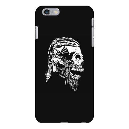 Viking Skull Iphone 6 Plus/6s Plus Case Designed By Fanshirt