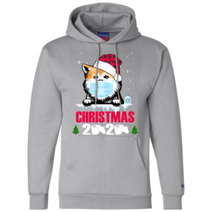 Christmas 2020 Akita Dog Face Mask Funny Dog Lover Xmas Champion Hoodie Designed By Love Shiga