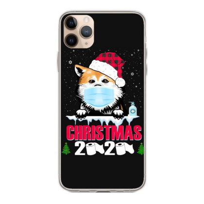 Christmas 2020 Akita Dog Face Mask Funny Dog Lover Xmas Iphone 11 Pro Max Case Designed By Love Shiga