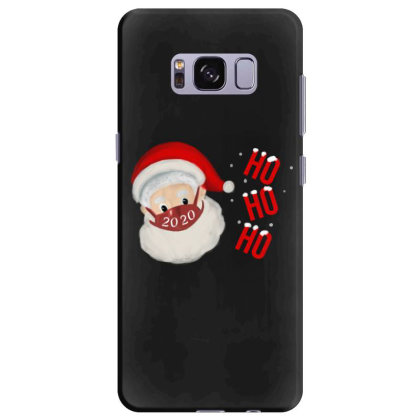 2020 Santa With Mask Samsung Galaxy S8 Plus Case Designed By Akin