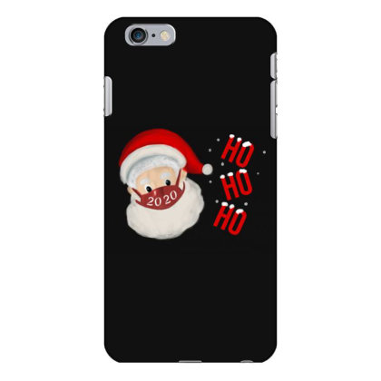 2020 Santa With Mask Iphone 6 Plus/6s Plus Case Designed By Akin